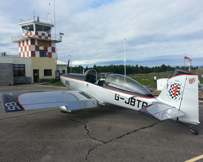G-JBTR Plane Graphics