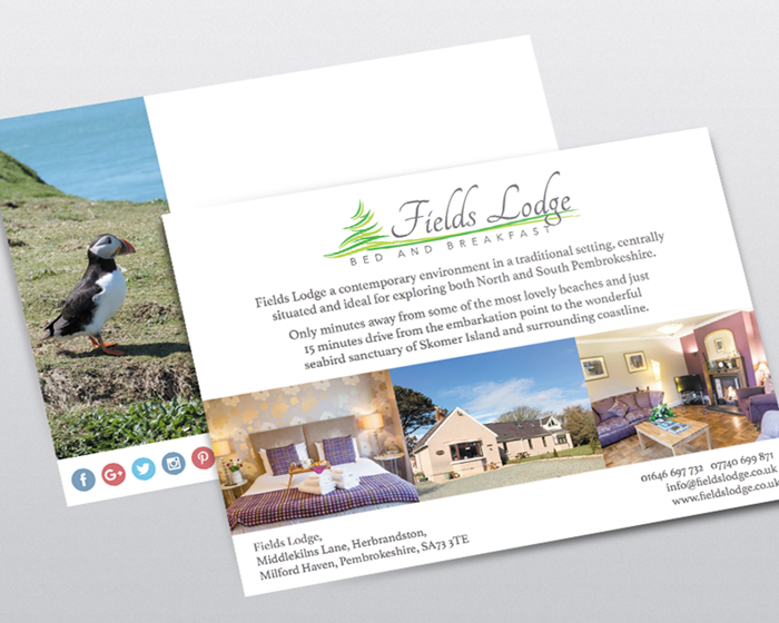 Fields Lodge Flyer