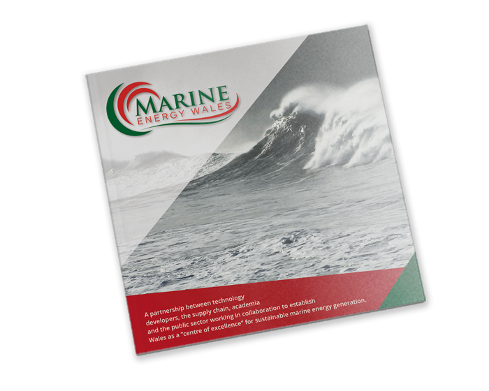 Marine Energy Wales Booklet