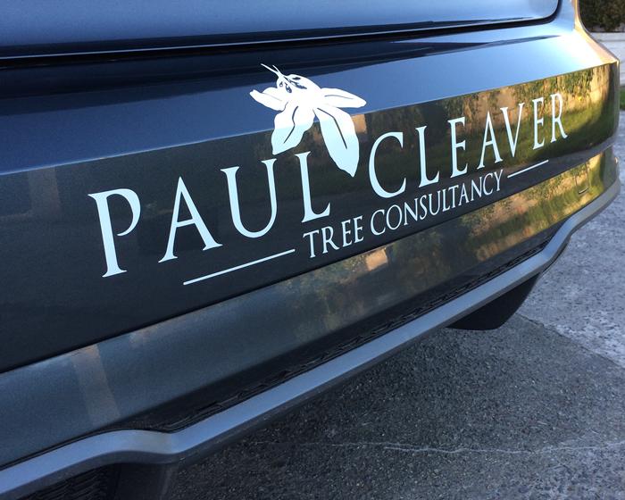Paul Cleaver Car Graphics