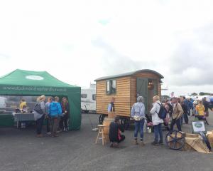 Stockman Shepherd Huts Pembrokeshire County Show