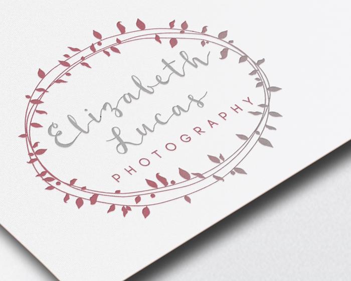 Elizabeth Lucas Logo and Branding