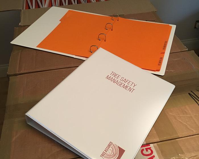 TreeAssured Folders