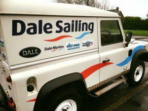 Dale Sailing Vehicle Graphics