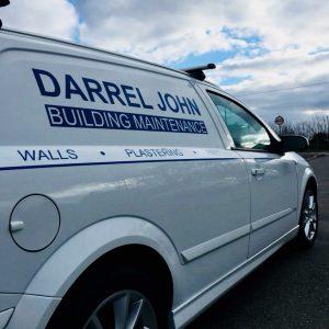 Darrel John Car Graphics